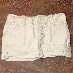 AE Tan Skirt